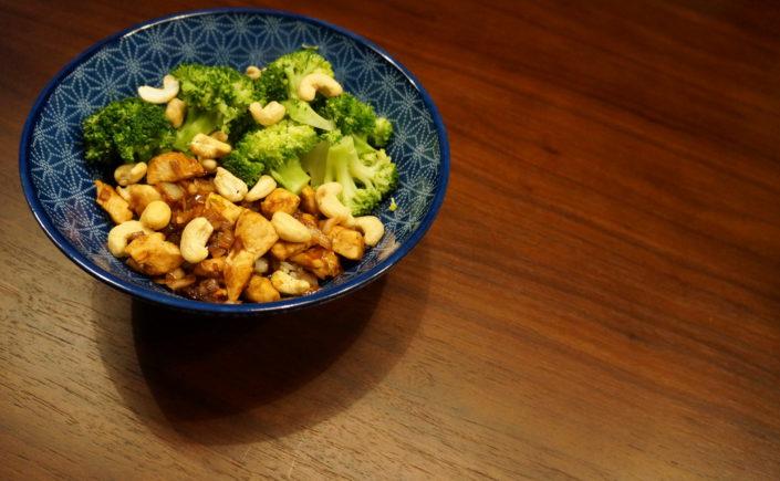 Rijstschotel met kip en broccoli - Happy Mood Happy Food