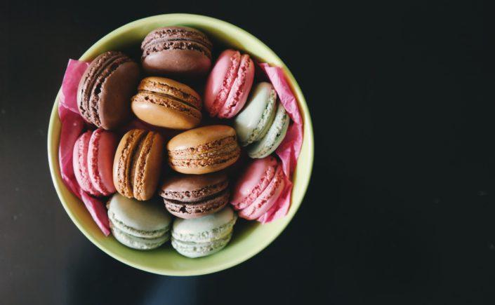 Petit fours - Happy Mood Happy Food