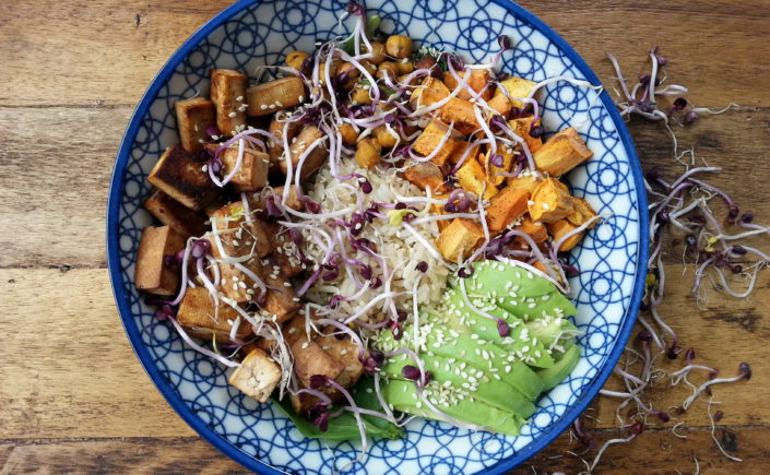 Buddha bowl - Happy Mood Happy Food