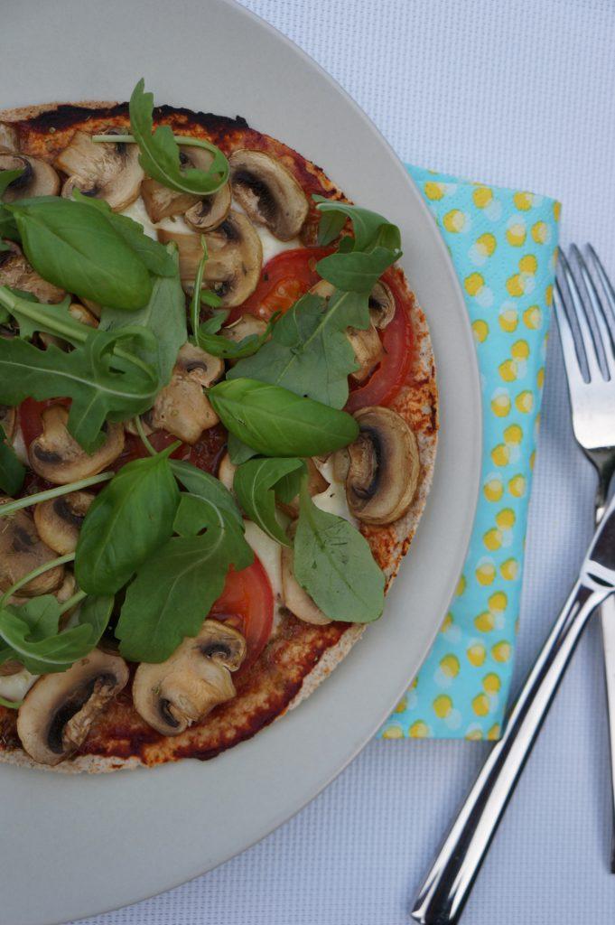 Wrap-pizza - Happy Mood Happy Food